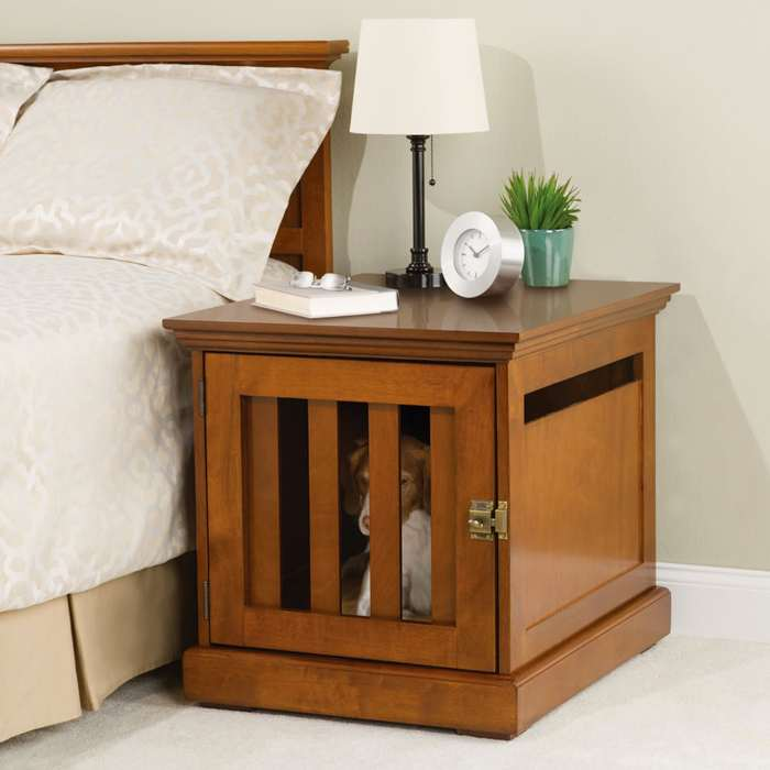 Double Dog Crate Furniture Uk