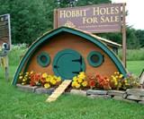 Hobbit Hole Pet & Play Houses