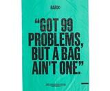 Pug Life Poop Bags