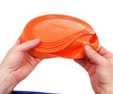 Throwbowl - Frisbee Convertible Bowl