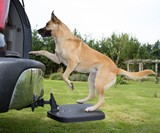 Twistep - Truck or SUV Hitch Step for Dogs