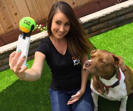 Pooch Selfie Phone Attachment