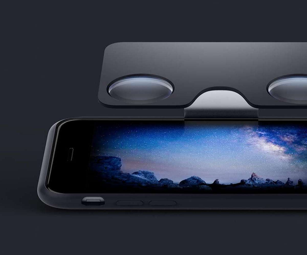 Figment VR - Virtual Reality iPhone Case | DudeIWantThat.com