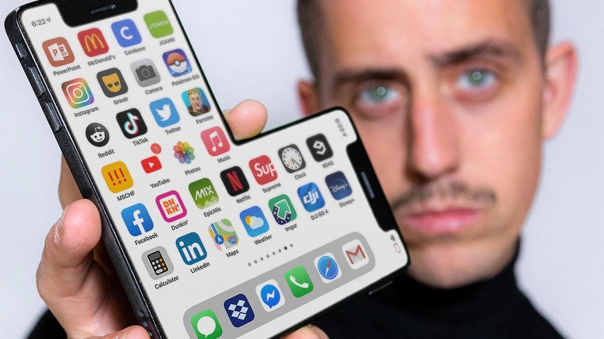 """iPhone 12 """"L"""""""