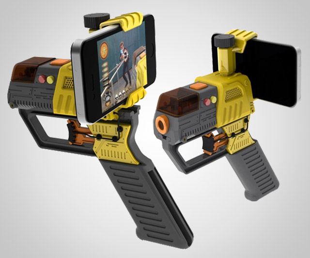 Laser Tag iPhone App