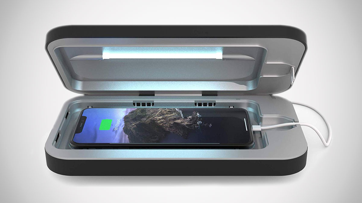 PhoneSoap - Smartphone Sanitizer & Charger