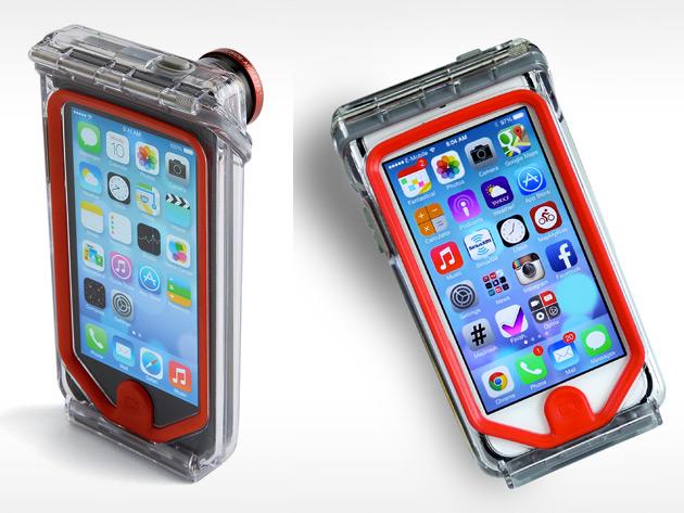 Clear Waterproof Iphone  Plus Case