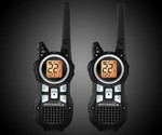 35-Mile, 22-Channel Two-Way Radios