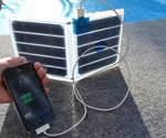 High Performance Solar Phone Charger
