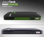 JuiceTank Profile & Kickstarter Color Scheme