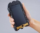 Batmobile iPhone Case