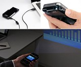 iPhone Micro Projector