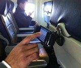 Mobile Device Seatback Mount