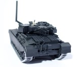 No Network - Battle Tank Cell Signal Jammer