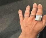 ORII Voice-Powered Bone Conduction Smartphone Ring