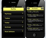 RunPee - When to Bolt & Pee During a Movie App