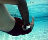Strata Smartphone Watch Underwater
