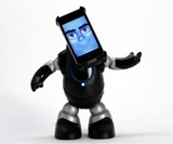 tim-E Robot Alarm Clock & Charger