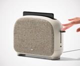 UV Toaster Smartphone Sanitizer Concept