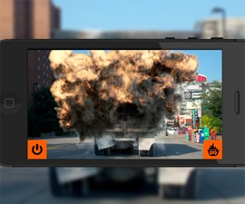 Blow Up Traffic App