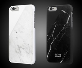 CLIC - Real Marble iPhone Case