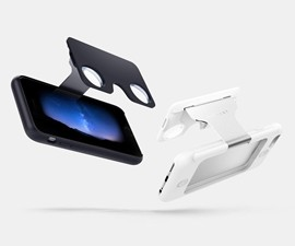 Figment VR - Virtual Reality iPhone Case