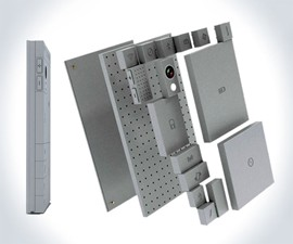 Phonebloks - Modular Cell Phones
