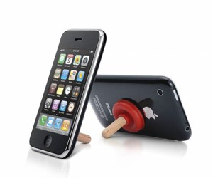 iPlunge Stand Holder for iPhone