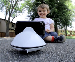 Botiful Interactive Robot for Video Chat
