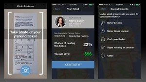 Fixed - App to Fight Parking Tickets