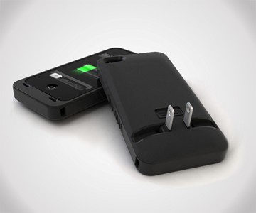 Juice Tank - iPhone Case with Built-In Charger