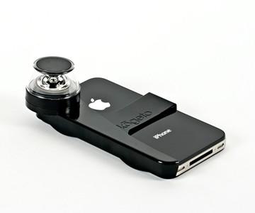 The Dot iPhone Panorama Lens