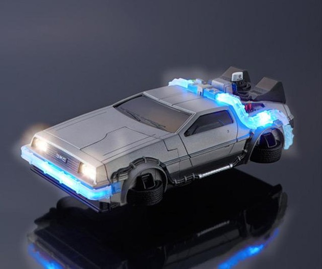 Back to the Future DeLorean iPhone 6 Case
