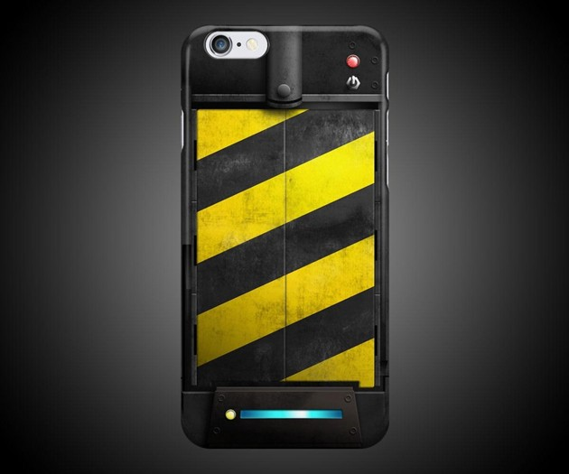 Ghostbusters Ghost Trap Phone Case