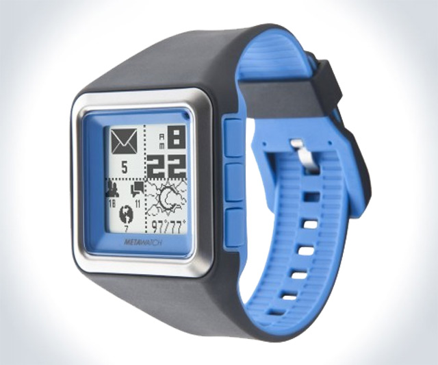 Strata Smartphone Watch by MetaWatch