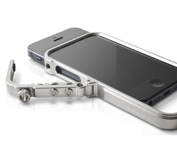 Titanium Bumper Case Iphone