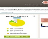 AncestryDNA - DNA Ancestry Test Kit