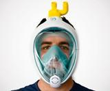 Charlotte Valve - Snorkeling Mask Mod for Ventilators
