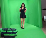 DropKey Inflatable Green Screen Studio in a Bag