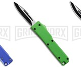 Firecracker Mini Double Action OTF Knives