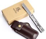 KATSU Bamboo Style Japanese Pocket Knife