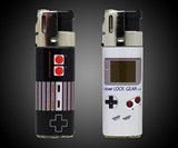 Nintendo Lighters
