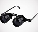 Sportnoculars - Hands-Free Binocular Glasses