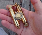 Steampunk Brass & Copper Lighter