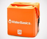 WaterBasics 30-Gallon Emergency Water Storage Kit