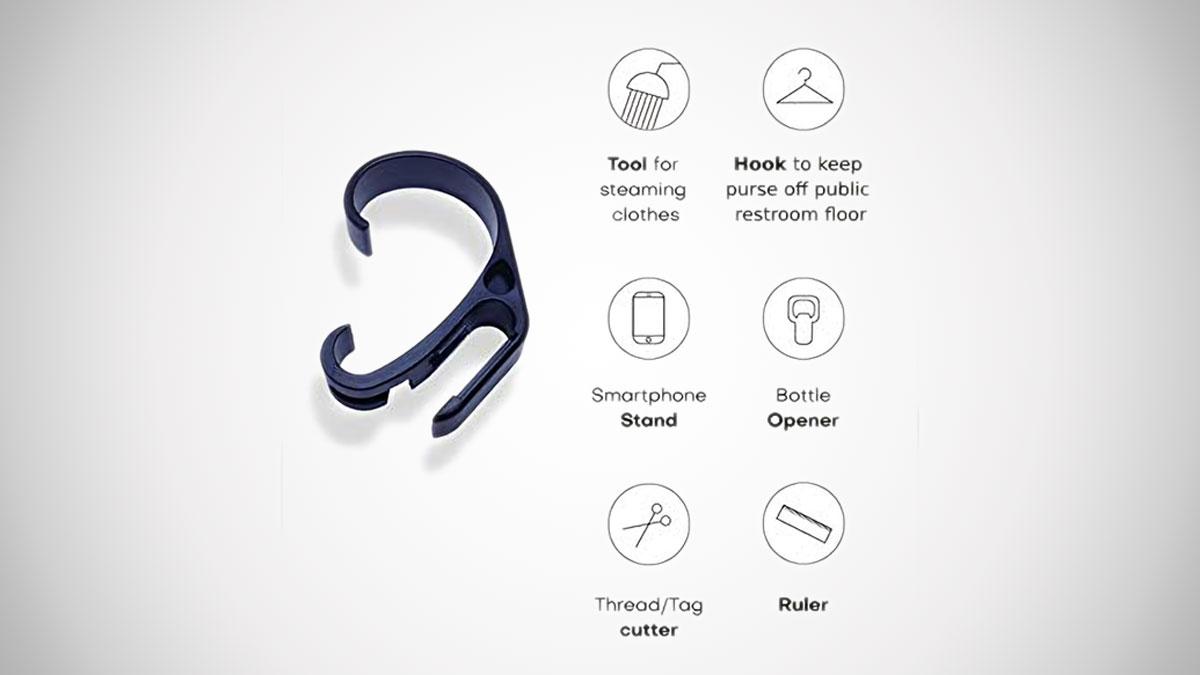 STEAM CLIP Travel Multi-Tool