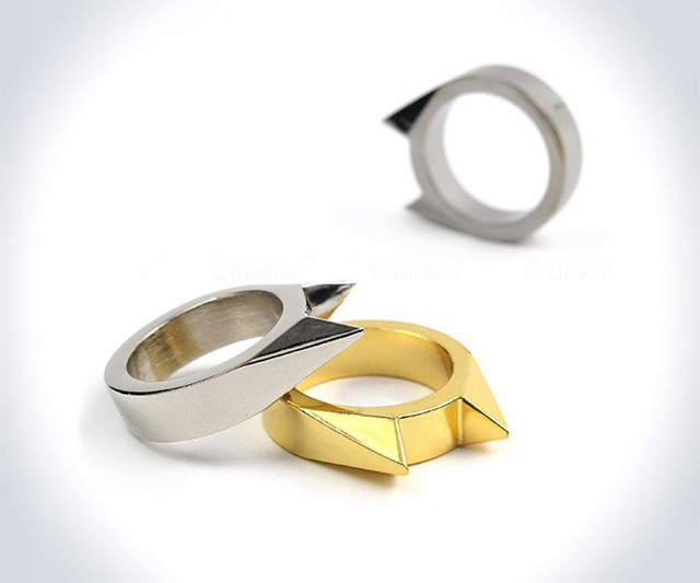 Silver S Rings