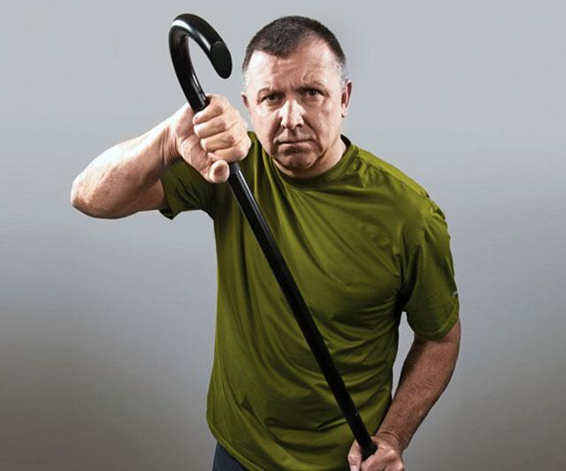 Ka bar self defense cane