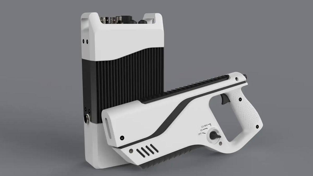 Paladyne E1000MP Drone Jammer