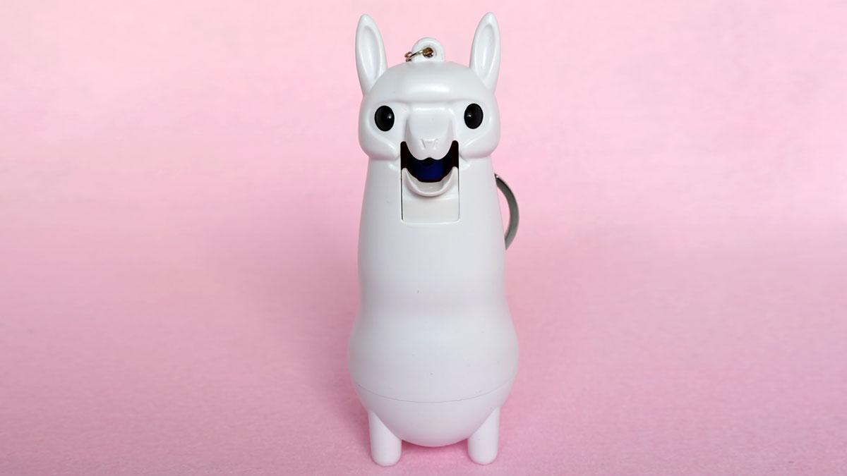Pepperem Llama World S Cutest Pepper Spray Dudeiwantthat Com